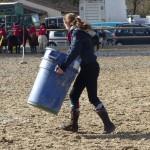 Emma et la poubelle